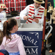 Traditional Ice Cream The Mansion House