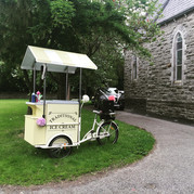 Cream Vintage Trike Wedding_Party Kildar