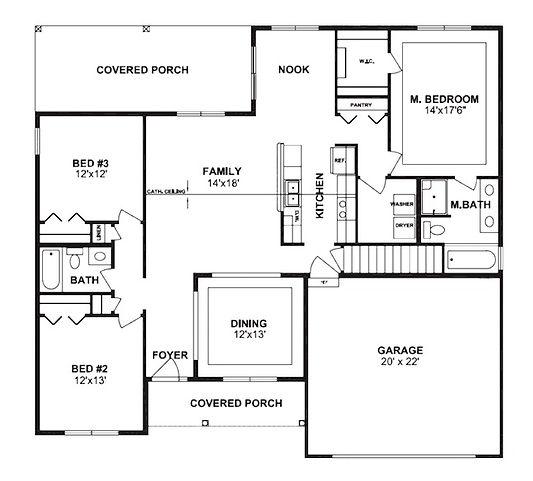 The Emma Floorplan