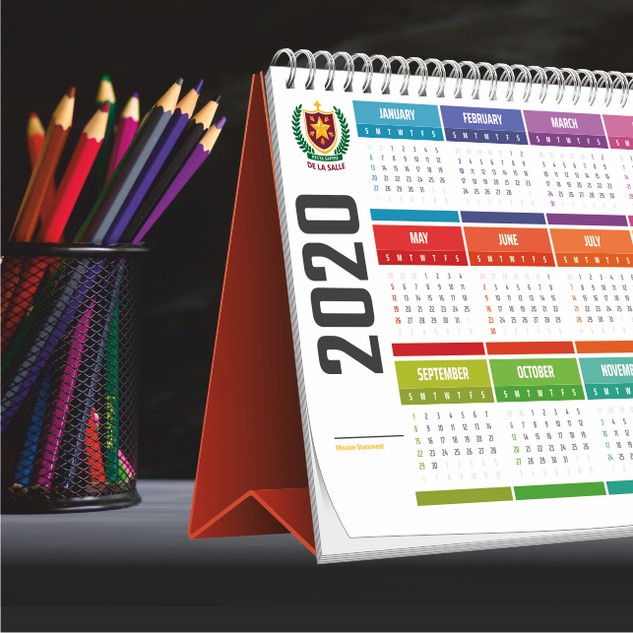 School Calendar 2020 - 2021