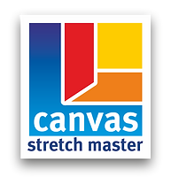 Canvas stretching machines