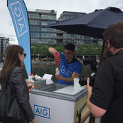 AIG Corporate Branded Bike Promotions.JP