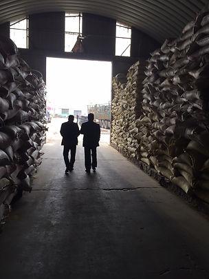Grain storage facilities