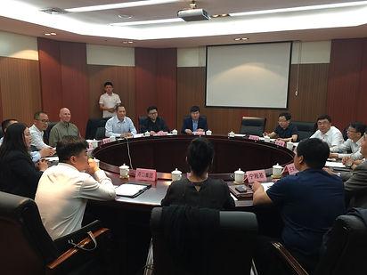 International market development talks