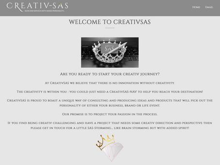 A Sassy Creativ Start…