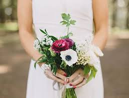 The Bride's Boquet....                                   is her favourite, fashionable item that