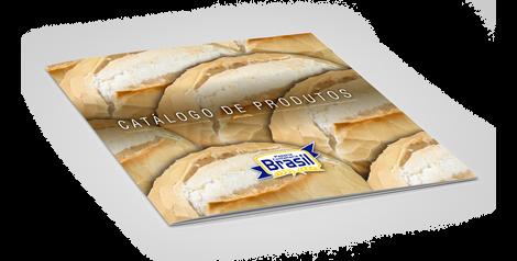 Catálogo de Produtos Padaria Brasil