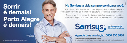 Sorrisus Anúncio Rodapé