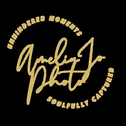 Amelia Jo Photo Logo