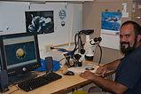 Michael Martinez-Colon, foraminifera, forams, foraminifers, foram, FAMU