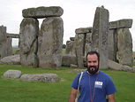 Michael Martinez-Colon, stonehenge, england, FAMU