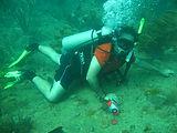 Michael Martinez-Colon, foraminifera, forams, foram, geology, micropaleontology, FAMU, environmental, diving, puerto rico
