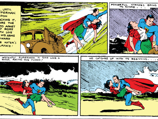 Superman: Dove eravamo rimasti