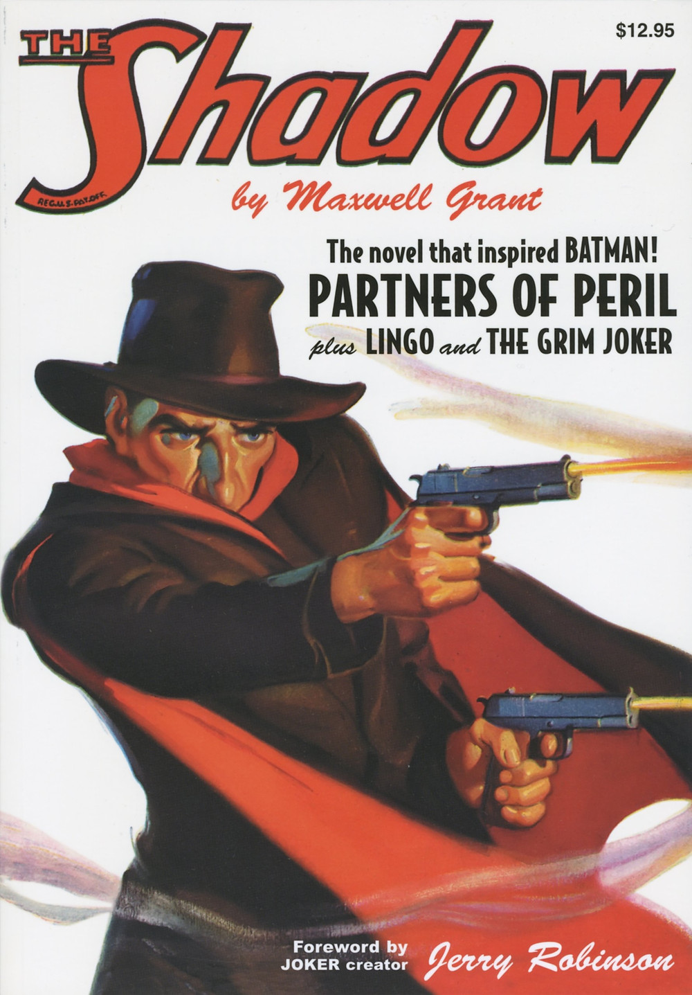 Partners of peril, da Shadow Magazine Vol 1 #113, 1° novembre 1936