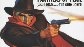 The Shadow #113: Partners of peril