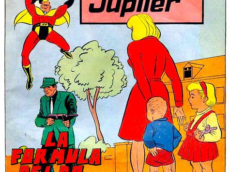 """Capitan Jupiter - ep. 04: """"La Formula del Dr. Vandell"""""""