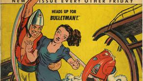 "Bulletman - 03: ""Resa dei conti con Blackmask"""