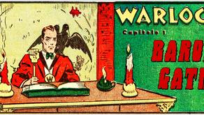 """Warlock - Capitolo 1: """"Il Barone Gath"""""""