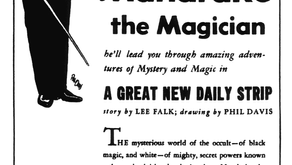 meet Mandrake the Magician