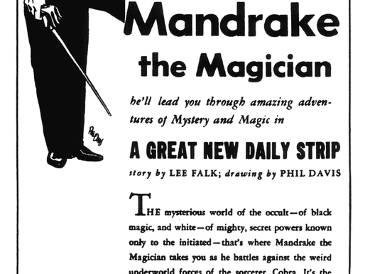 meet Mandrake the Magician