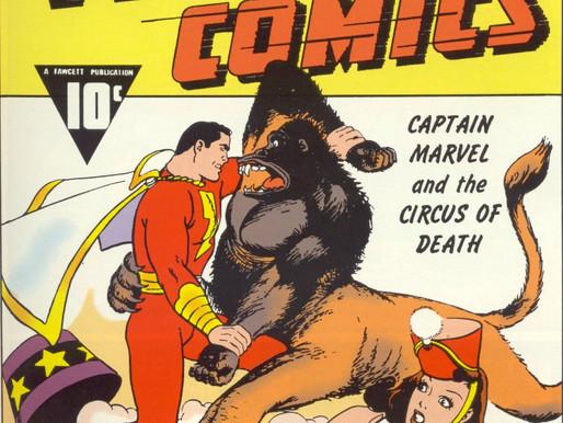 """Capitan Marvel 06: """"Il Circo della Morte"""""""