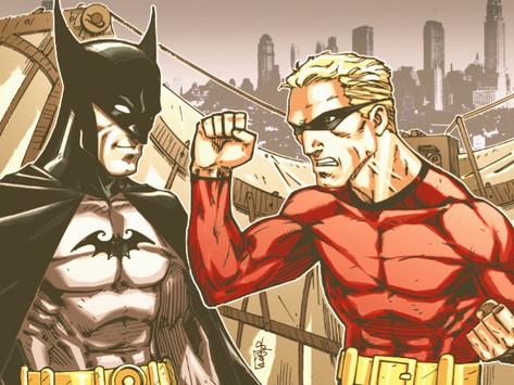 'Bill' & Bob - VI° Parte: Bill & Bob vs Batman