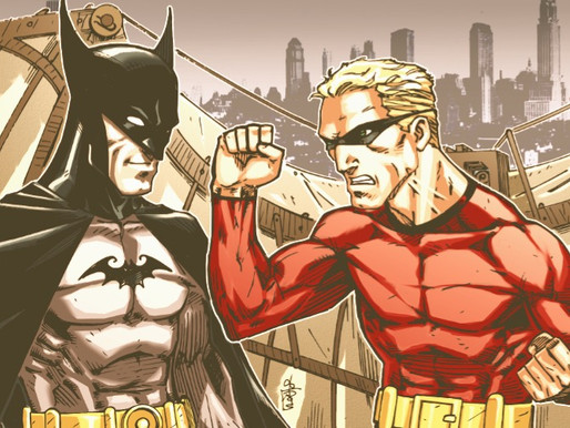 'Bill' & Bob - VI° Parte: Bill & Bob vs Batman