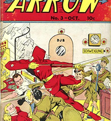 The Arrow - Il primo Supereroe con l'Arco a fumetti
