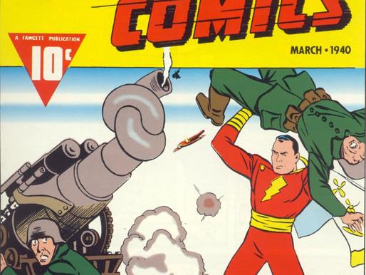 """Capitan Marvel 02: """"Sivana Colpisce Ancora"""""""
