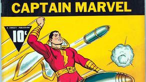 "Capitan Marvel : ""La Minaccia del Dr. Allirog"""