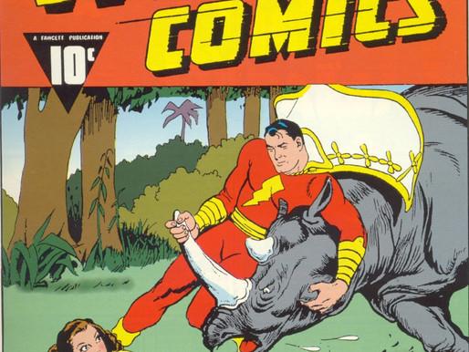 """Capitan Marvel 09: """"I Fantascientifici Crimini del Dr. Durgan"""""""