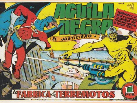 """Aquila Nera - Capitolo 2: """"La Fabbrica dei Terremoti"""""""
