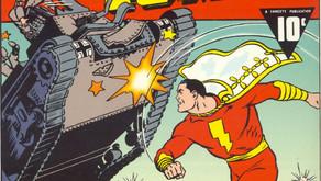 Capitan Marvel 17: Minaccia a Mr. Sterling Morris.