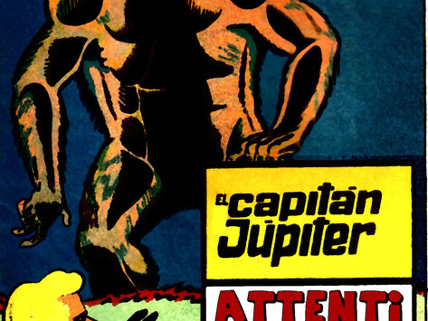 "Capitan Jupiter - ep. 03: ""Attenti al Gorilla!"""
