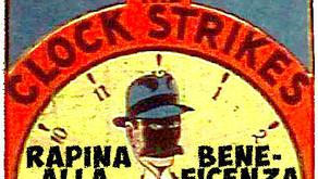 The Clock Strikes #012 - Rapina alla Benificenza