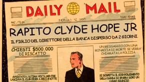 The Clock Strikes #008 - Il Rapimento di Mr. Hope