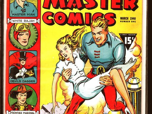 """Master Man - Primo Episodio: """"Io sono Master Man!"""""""