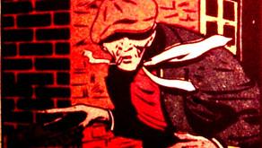 """The Crimson Avenger - Episodio 02: """"Mistero al cimitero di Mount Pleasent"""""""
