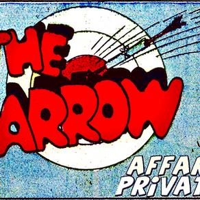 """The Arrow - 3° episodio: """"Affare Privato."""""""