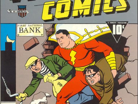 """Capitan Marvel 10: """"Il Mistero del College Marvel"""""""
