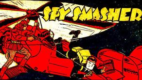 Spy Smasher 07: Il Rapimento di Eve