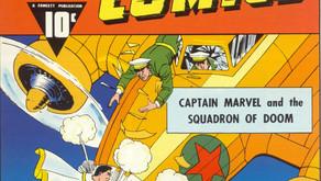 """Capitan Marvel 07: """"Lo Squadrone del Destino"""""""