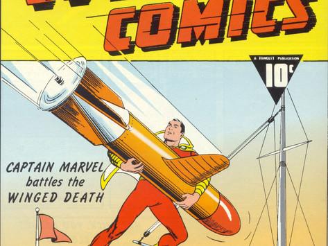 """Capitan Marvel 10: """"Flirt con la Morte"""""""