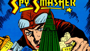 Spy Smasher 16: Trappola per Eve