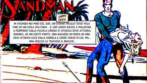 """Sandman - #IV°: """"La rivolta dell'isola"""""""
