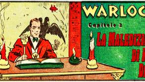 """Warlock - Capitolo 2: """"La Maledizione di Kor Deno"""""""