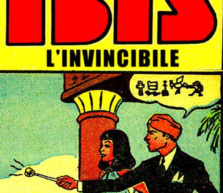 """Ibis, L'Invincibile 05: """"Resa dei conti con Murder Malone"""""""