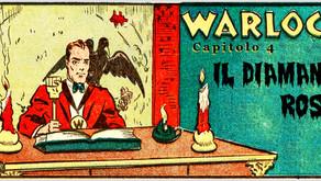 """Warlock - Capitolo 4: """"Il Diamante Rosso"""""""