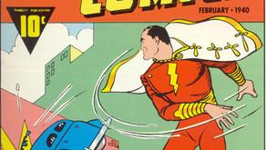 """Capitan Marvel 01: """"Le Origini di Capitan Marvel"""""""