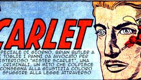 """Mister Scarlet 01: """"Mr. Scarlet"""""""